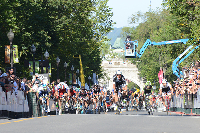 Rigoberto Uran wins 2015 GP Quebec