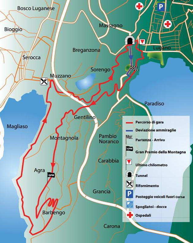 2017 GP di Lugano by BikeRaceInfo