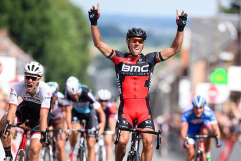 Philippe Gilbert wins the GPPino Cerami