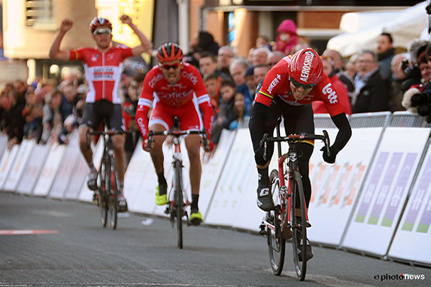 Boeckmans wins La Samyn