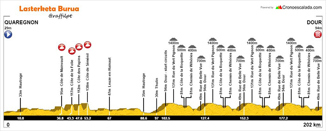 Samyn course profile