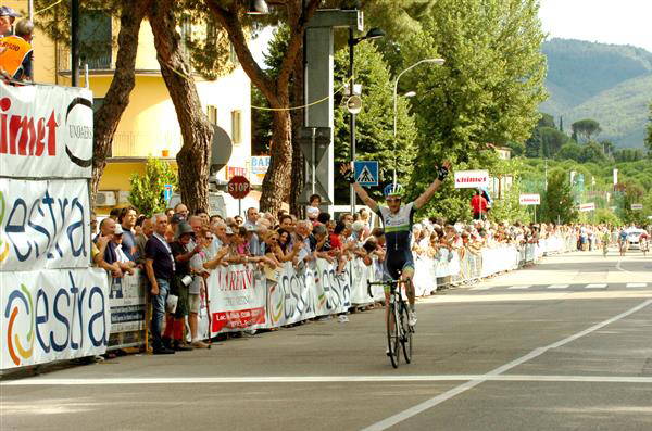 Pieter Weeining wins the 2014 Tour of Tuscany