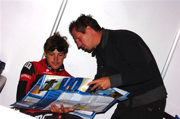 Marcus Burghardt and Rik Verbrugghe
