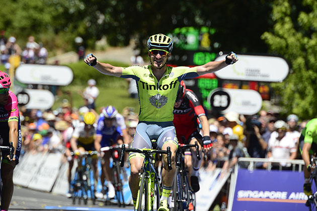 Jay McCrthy wins stage 2
