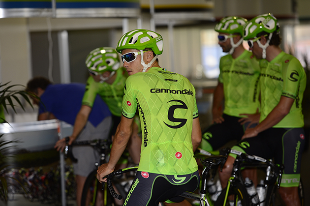 Cannondale riders