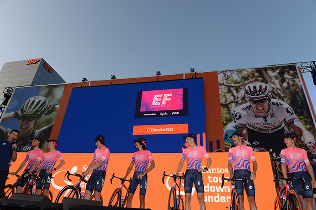 Team EF Education First