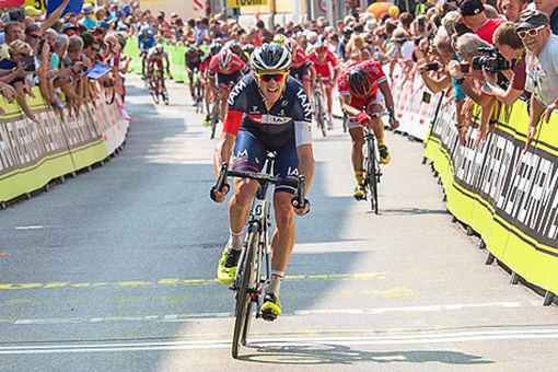 David John Tanner wins Tour of Austria stage 2