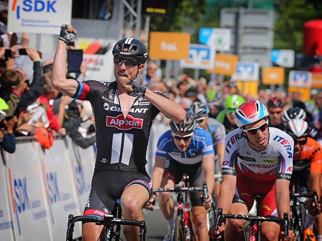 John Degenkolb wins Tour of Bavaria stage 5