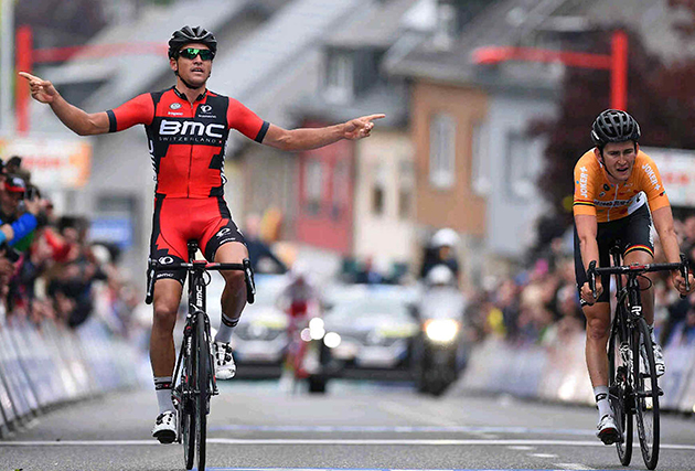 Greg van Avermaet wins stage 5 of the Tour of Belgium