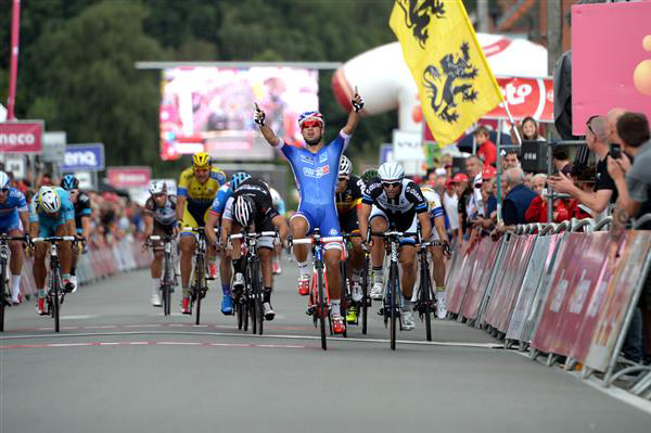 Nacer Bouhanni wins stage 4