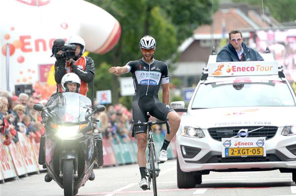 Guillaume van Keirsbulck win stage 7