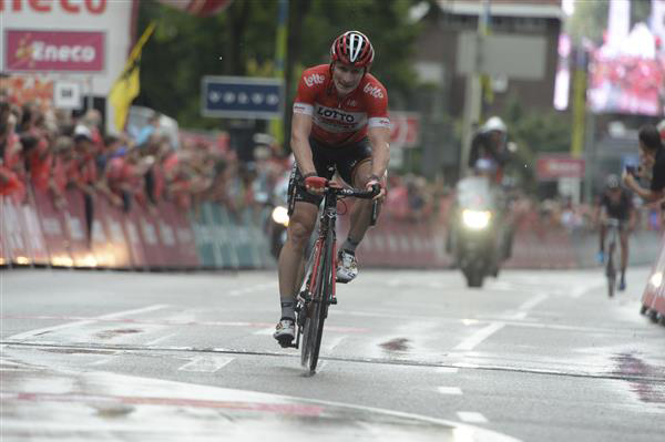 Andre Greipel finished Eneco Tour stage 6
