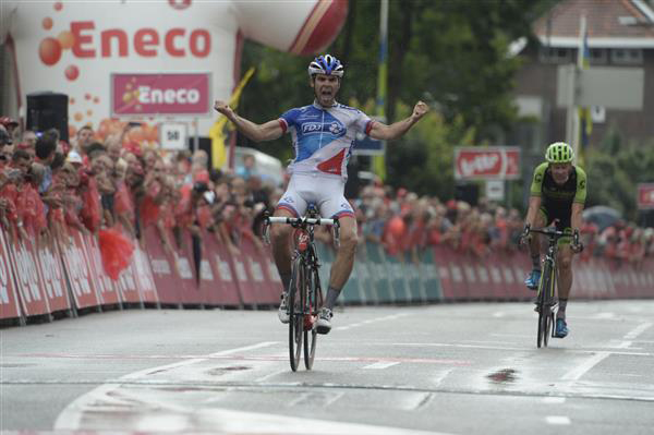 Johan Le Bon wins Eneco Tour stage 5