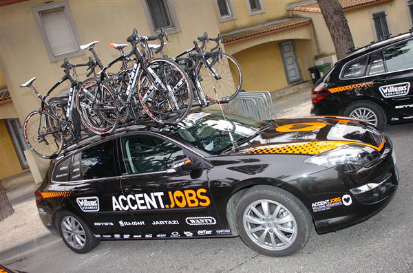 Accent Jobs car