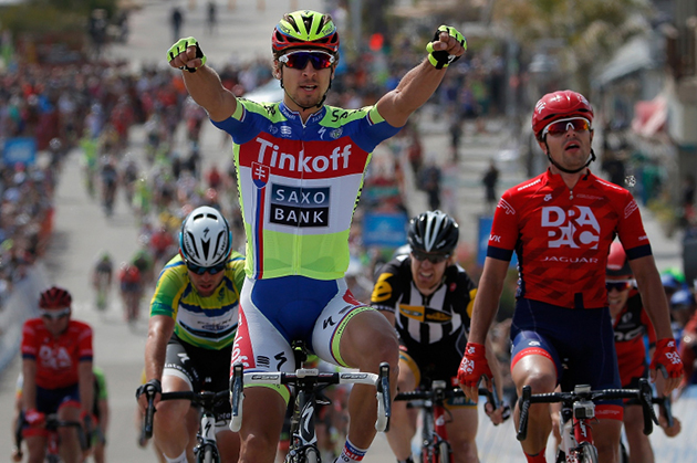 Peter Sagan wins Tour of California stage 4