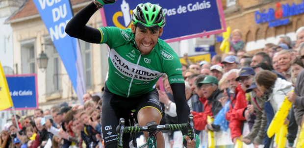 Omar Fraile wins Dunkerque stage 4