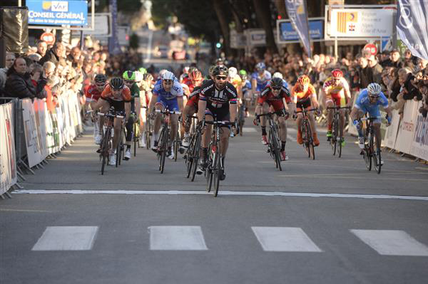 Luka Mezgec win stage 2 of the 2015 Tour du Haut Var