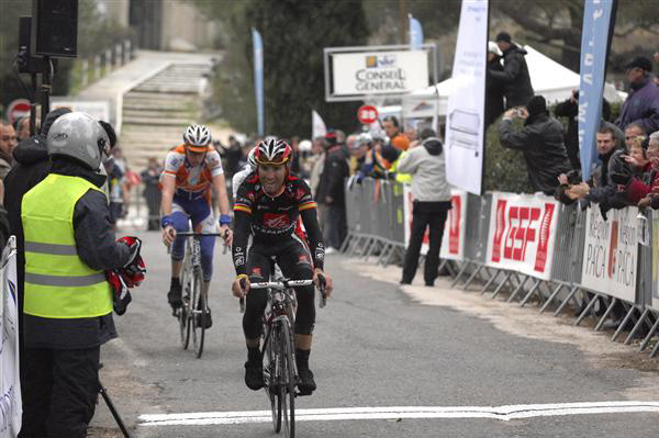 Valverde takes second  in tage 5