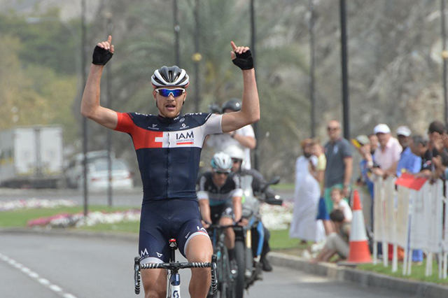Matthias Brandle wins the final stage