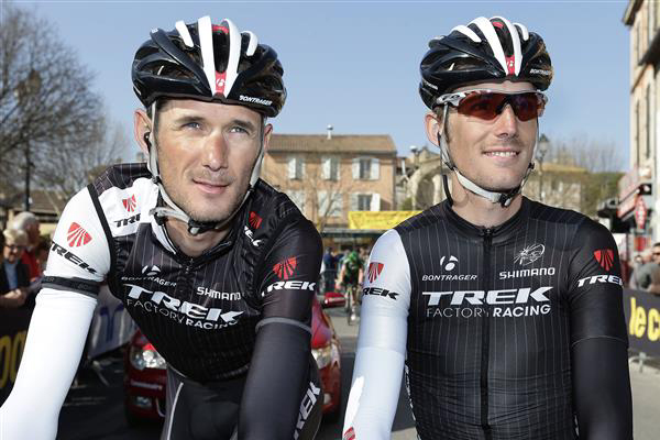 Schleck brothers