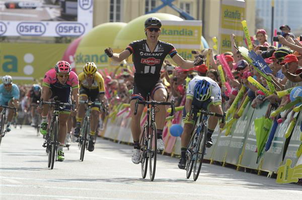 Marcel Kittel wins Tour of Poland stage 1