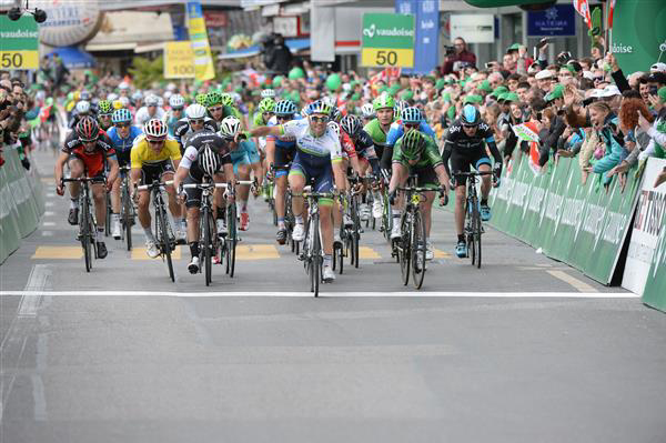 Stage 2 finish