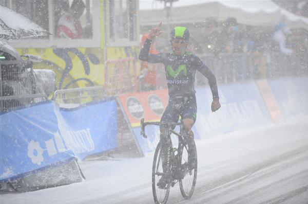 Nario Quintana wins stage 5
