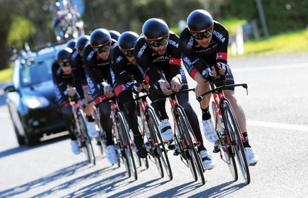Bora-Argon 18 wins stage 1