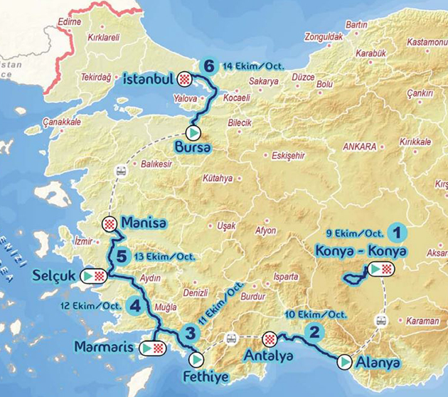 2018 Tour of Turkey