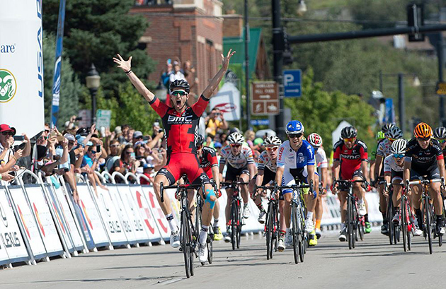 Taylor Phonney wins USA Pro Cycling Challenge stage 1