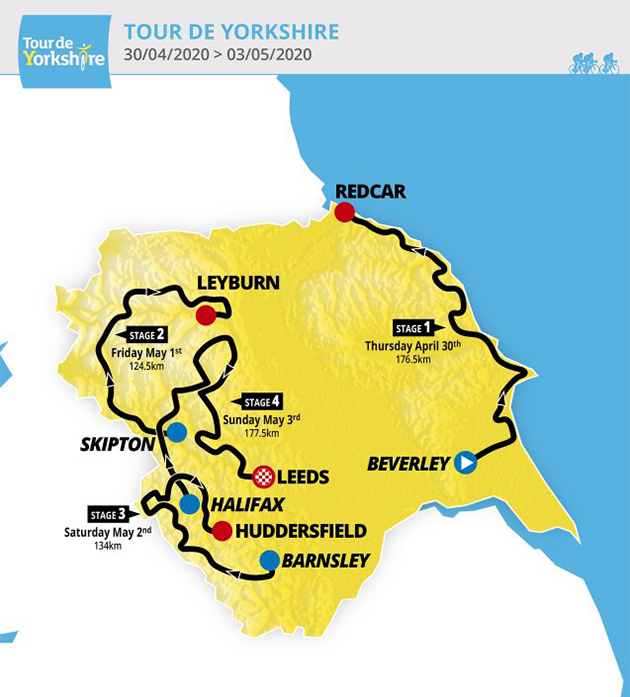 2020 Tour of Yorkshire