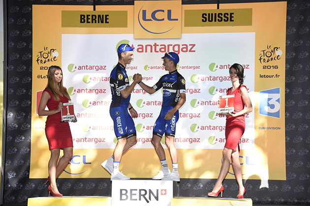 Alaphilippe and Martin