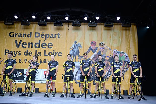 Team Direct Energie