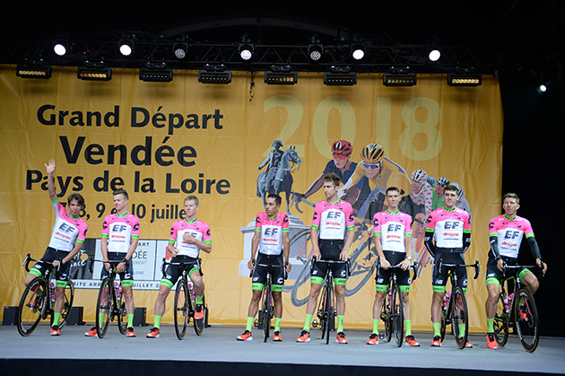 Team EF Education First-Drapac