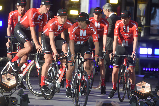 Michael Matthews and Team Sunweb