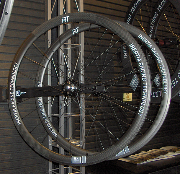 IRT 38TX cross wheelset