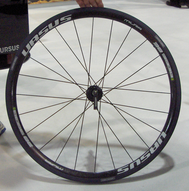 Ursus carbon wheel