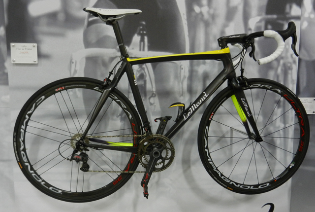 LeMond 1989 Team ADR bike