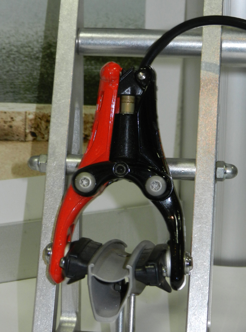 Magura hydraulic time trial brake