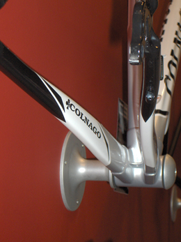 Colnago C59 chainstay detail