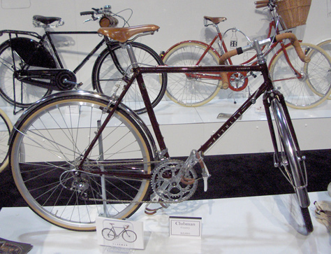 Pashley Clubman bike