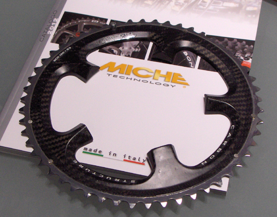 Miche carbon ring