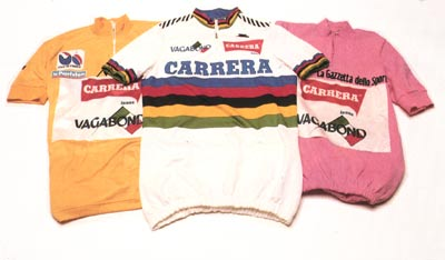 Roche triple crown jerseys