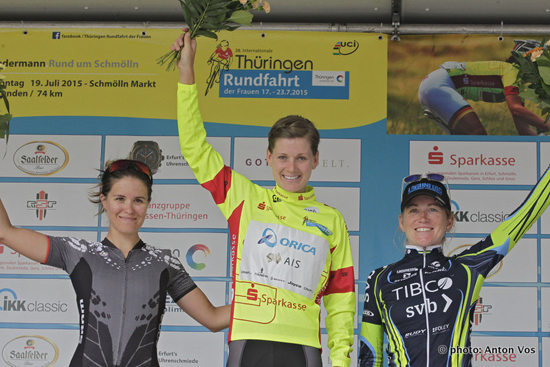 Thuringen rundfahrt final podium