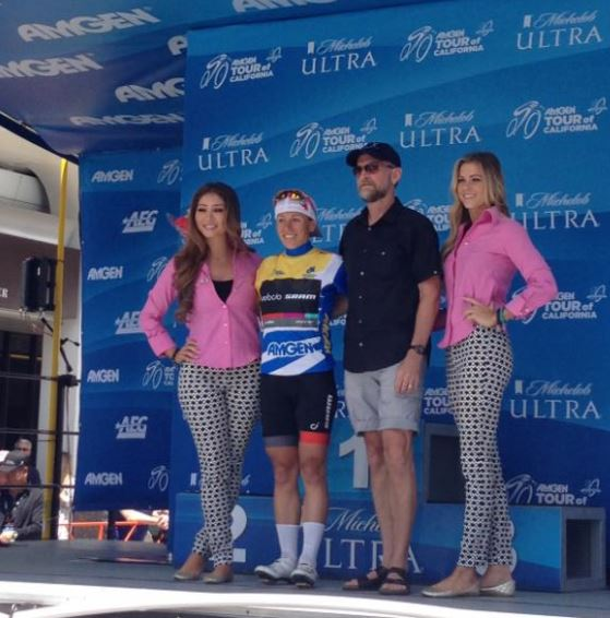 Trixi Worrack was the final winer of the Womens Tour of California