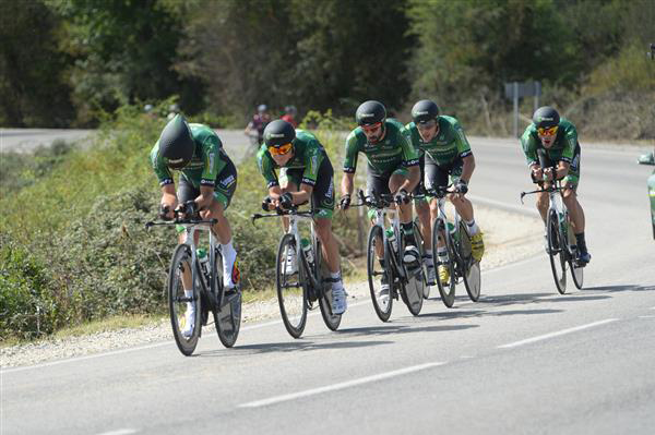 Europcar at the men's world championships