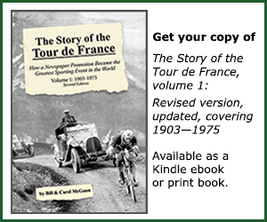 The Story of the Tour de France, vol.1