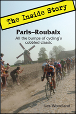 Paris-Roubaix book cover art