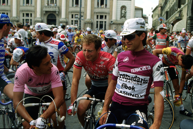 Saronni at the 1983 Giro