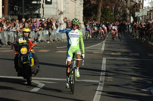 2012 Lugano finish